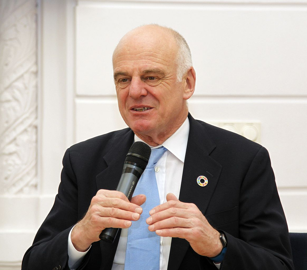 Dr David Nabarro
