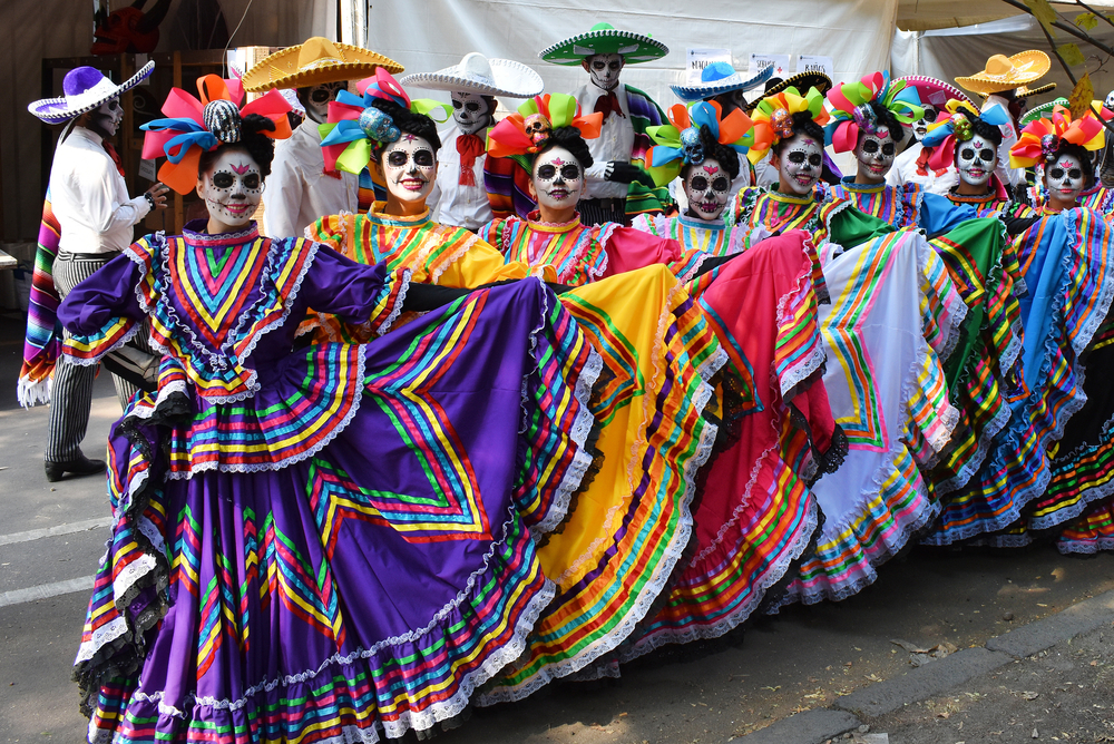 Day of the Dead, or Día de Los Muertos, is a Mexican holiday typically celebrated after Halloween