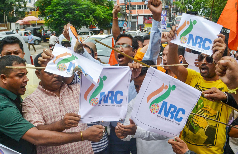 Gripped by NRC worries and BJP leaders' declarations that the exercise would be implemented in Bengal, people in Malda are rushing to collect documents.Thousands are knocking on the doors of offices to get a copy of the electors' list prior to March 24, 1971 — the NRC cut-off date.