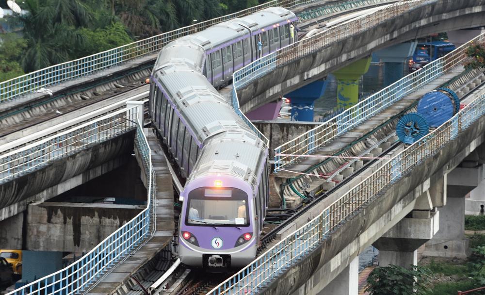 A Metro rake