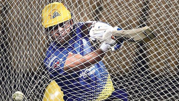 Chennai Super Kings' captain Mahendra Singh Dhoni