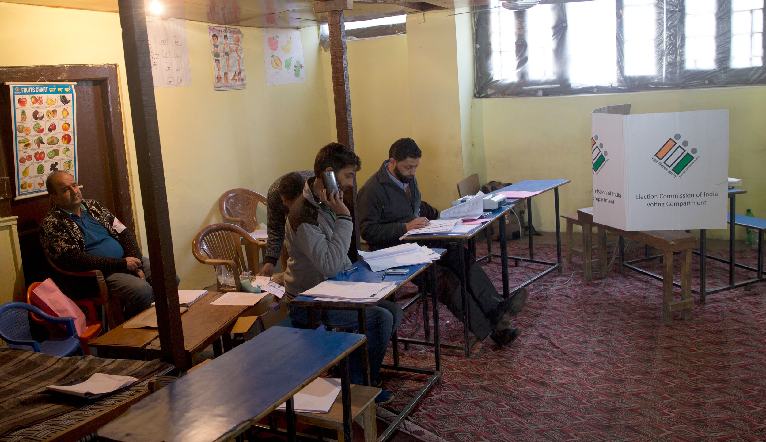 Three Ladakh booths recorded over 100 per cent voting, turnout spike fuels foul-play cry