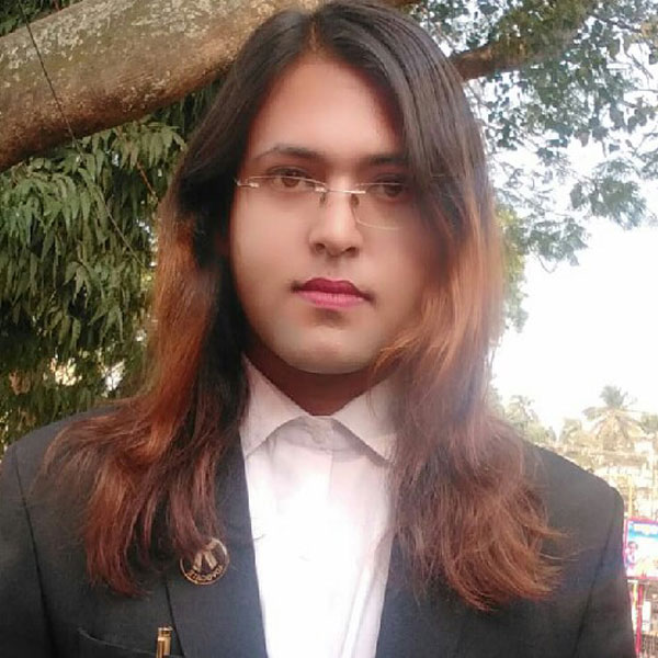 Swati Bidhan Baruah, who is the first transgender in India to be appointed as a judge of the Lok Adalat
