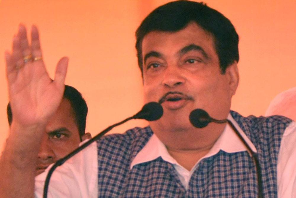Number crunching: Union minister Nitin Gadkari