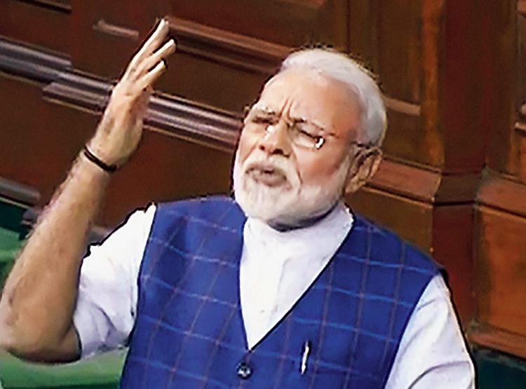 Narendra Modi praises first Prime Minister Nehru