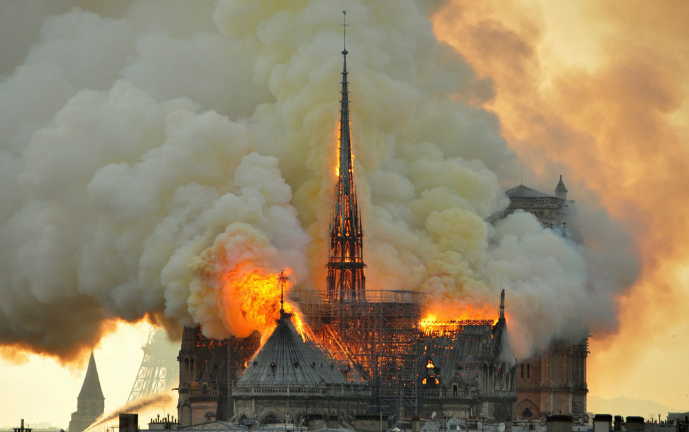 As one billionaire after another pulled millions of dollars out of their pockets to help restore Notre-Dame after the recent fire, and President Emmanuel Macron promised to restore the cathedral, many people burned with anger and a sense of neglect