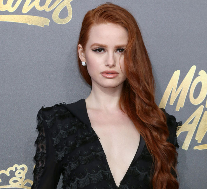 For somebody like Cheryl, I think it's easy for me to adjust to something small in my story, but I know the big things about her: Madelaine Petsch
