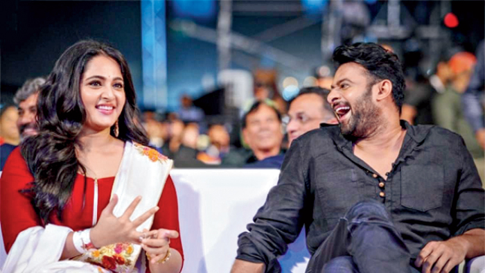 Anushka Shetty and Prabhas