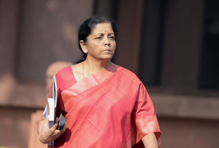 Nirmala Sitharaman: Bare facts?