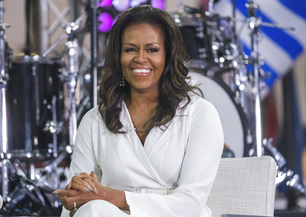 In her book Becoming, Michelle Obama says how she tried to