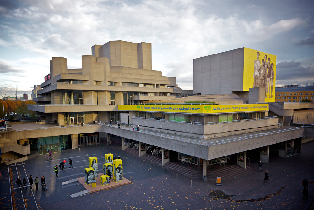 The National Theatre, London
