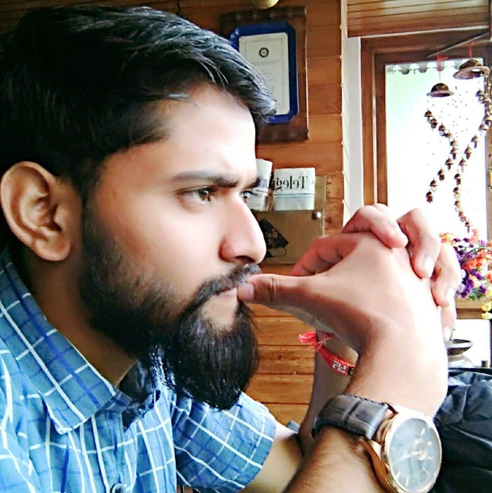 Lalit Pokhrel Sharma
