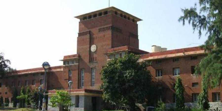 Delhi University campus
