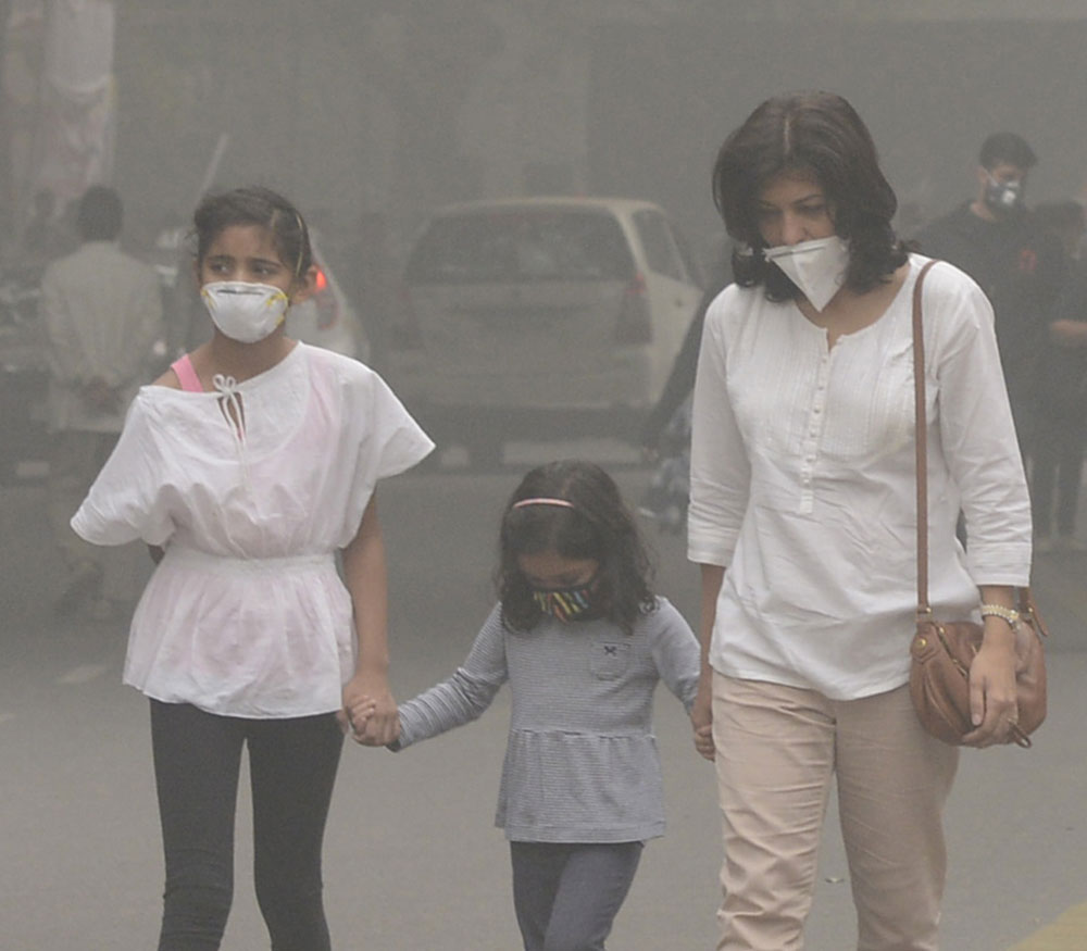 Five-year plan for pollution