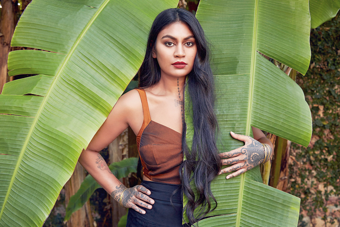 """""""There were times when I was younger that I had small thoughts about being judged. But with time comes maturity and experience,"""" says Aaradhna"""