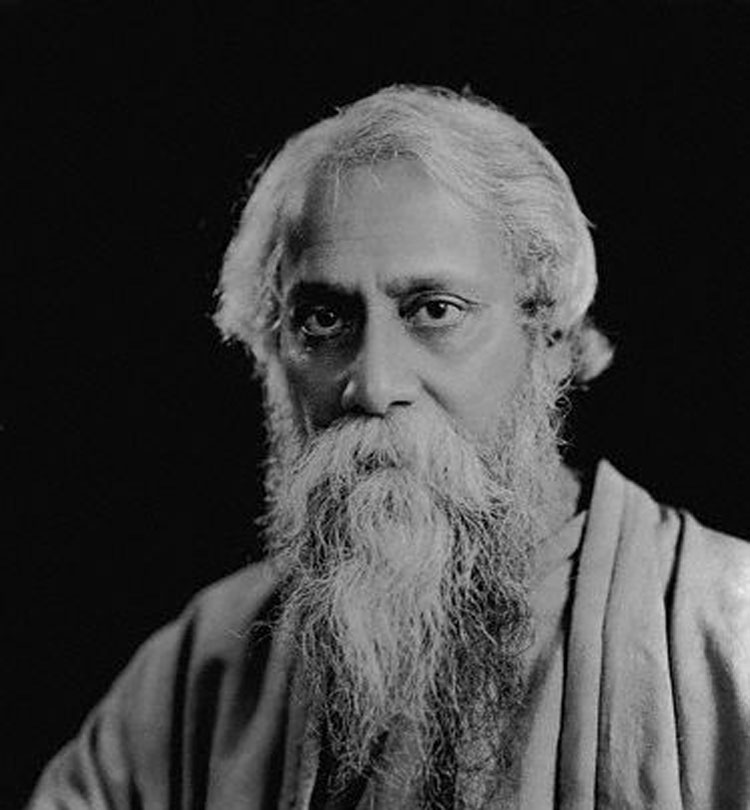 "Rabindranath Tagore had proclaimed that nationalism is ""a great menace"""