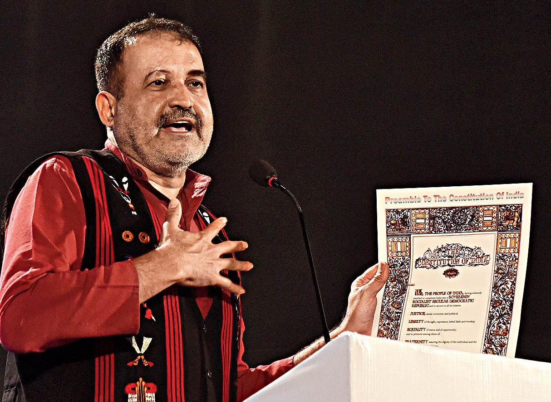 Against the motion T.V. Mohandas Pai