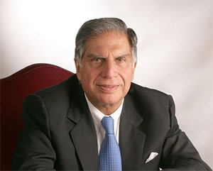 Ratan Tata was the Chairman of Tata Sons, the holding company of the Tata group, from 1991 till his retirement in December 2012