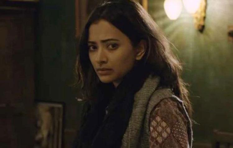 Shweta Basu Prasad in a scene from The Tashkent Files