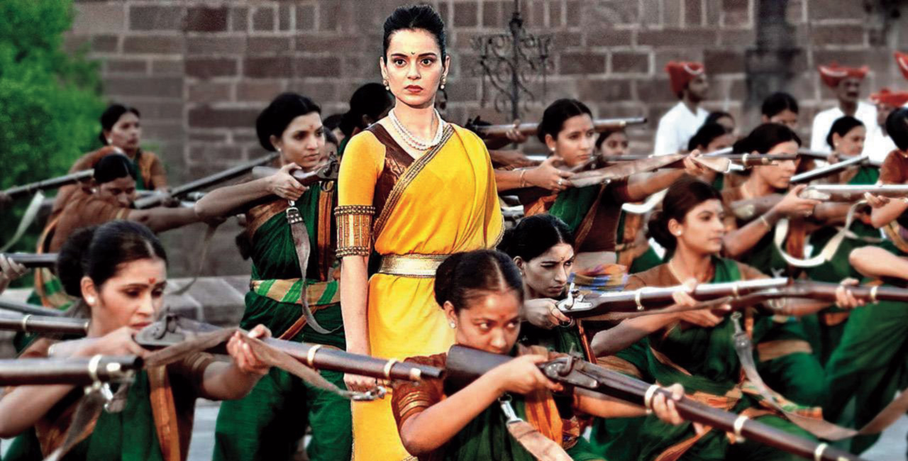 Kangana Ranaut makes Manikarnika a one-woman show