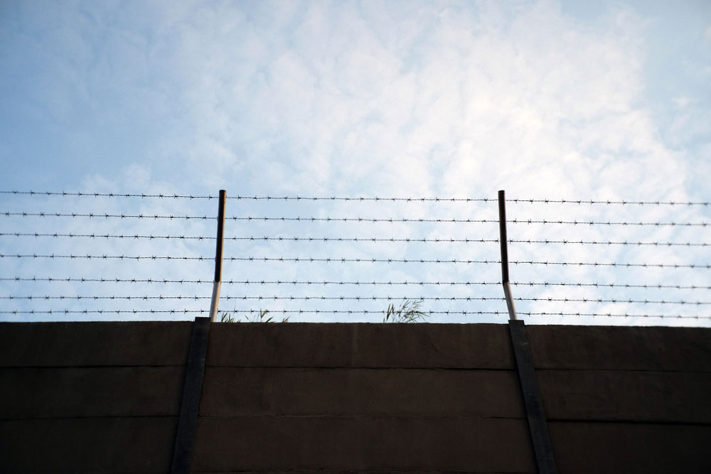 Till date, some problems have cropped up during fencing on certain stretches of the border owing to existence of low-lying areas, human habitations, cemetery and cash crops within the 150 yards of the border, a BSF official.