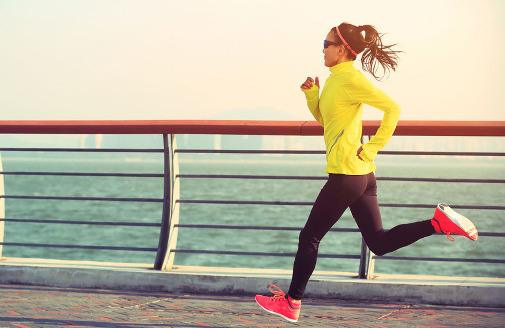 Runners, improve both endurance and speed