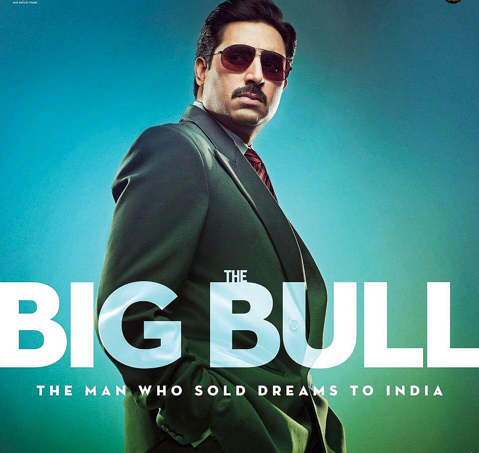 Abhishek Bachchan: The Big Bull - Telegraph India