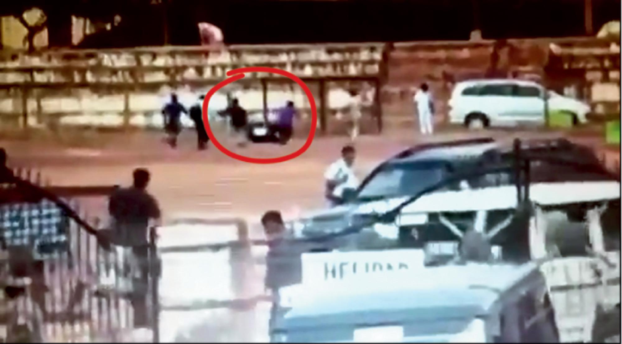 Mystery box on Karnataka helipad