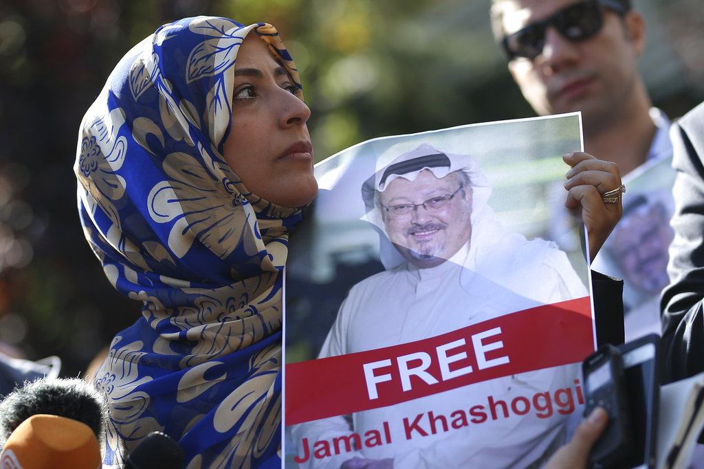 Missing Saudi journalist was once the voice of reform