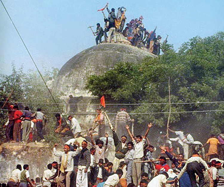 Looking back at 'the Ayodhya years'