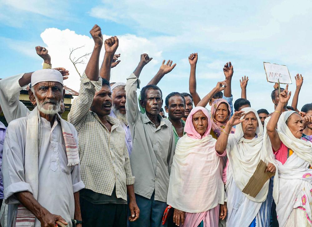 NRC not final, says Assam BJP leader Himanta Biswa Sarma