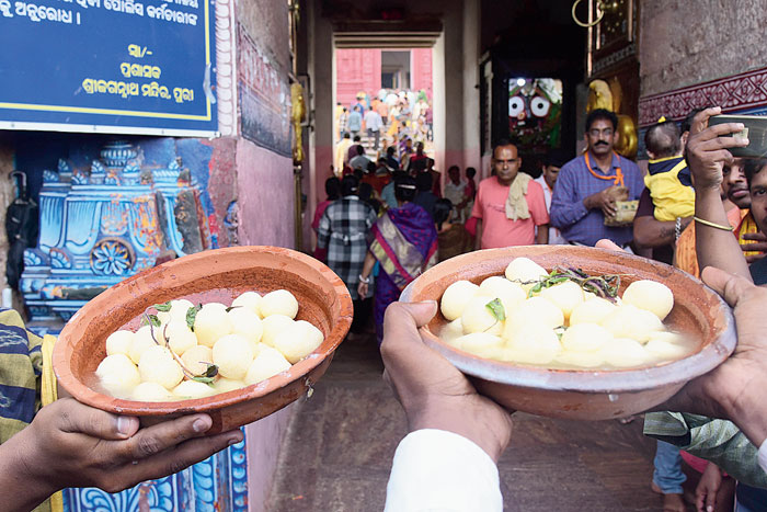 After the registry granted the GI tag to Odisha Rasagola on July 29 this year, accepting that the Odia and Bengali versions of the sweet are distinct in look, taste, texture and preparation