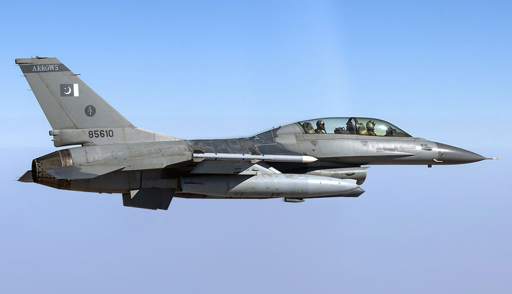 Gap in US F-16 count and Indian account
