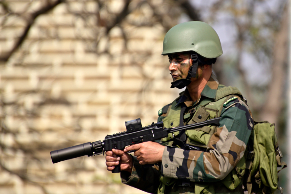 (Representational) Three Indian Army personnel were injured in the Pakistani firing and were immediately evacuated to hospital, where one of them succumbed to injuries, the officials said.