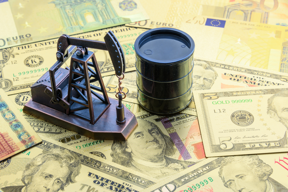 The world's most broadly watched measure of oil prices, which briefly surged past $70 a barrel, fell back somewhat as trading continued. At midday Wednesday in Asia, futures prices for Brent crude had risen 1.4% to $69.20 a barrel.