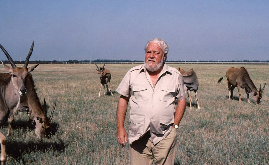 The naturalist and conservationist would have turned 94 on January 7