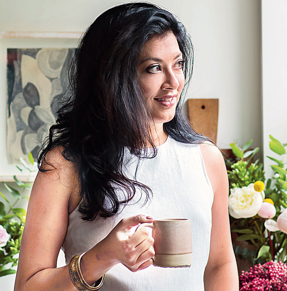 Mallika Basu shares some kitchen wisdom and scrumptious meals in her second cookbook