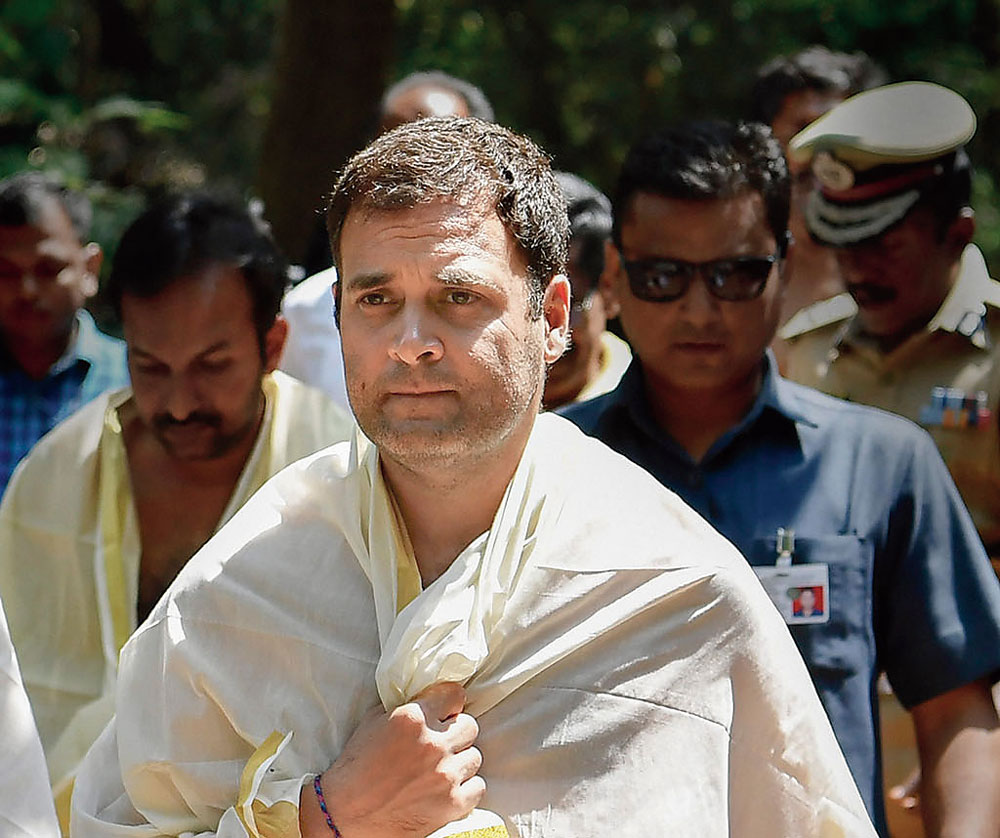 The big question is: Will Rahul Gandhi keep the Wayanad seat if he wins in Amethi as well?