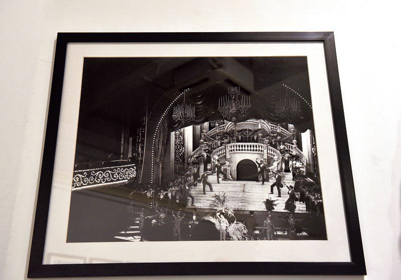 Photograph of Folies Bergère in Paris