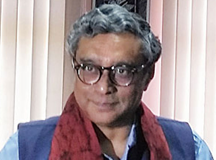 """BJP Rajya Sabha MP Swapan Dasgupta (in picture) tweeted """"This is not a protest. It is an uprising against parliamentary democracy. By ignoring its real nature we risk the very integrity of India,"""""""