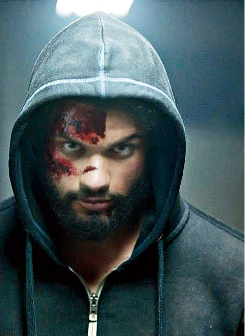 Karan Kapadia's action avatar in 'Blank'