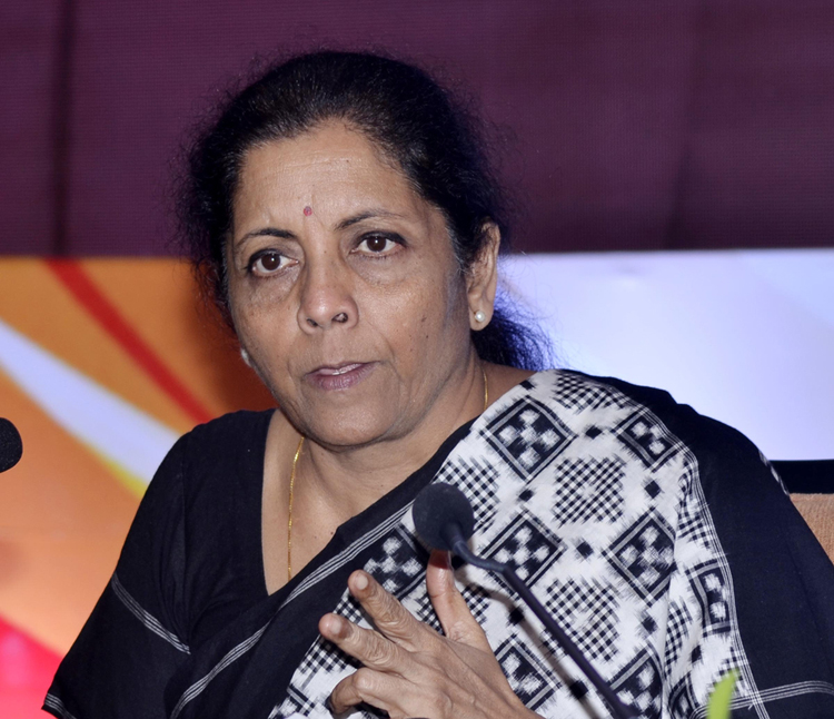 Union finance minister Nirmala Sitharaman. If states cannot trust the Centre, how will private investors do so?