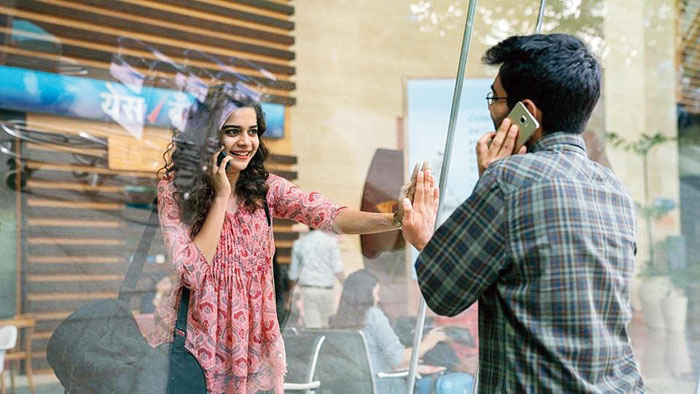 Love actually: Mithila Palkar and Dhruv Sehgal in Little Things Season 3