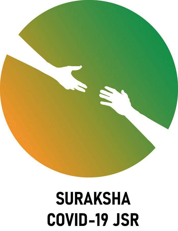 A grab of the surveillance app Suraksha-Covid-19.