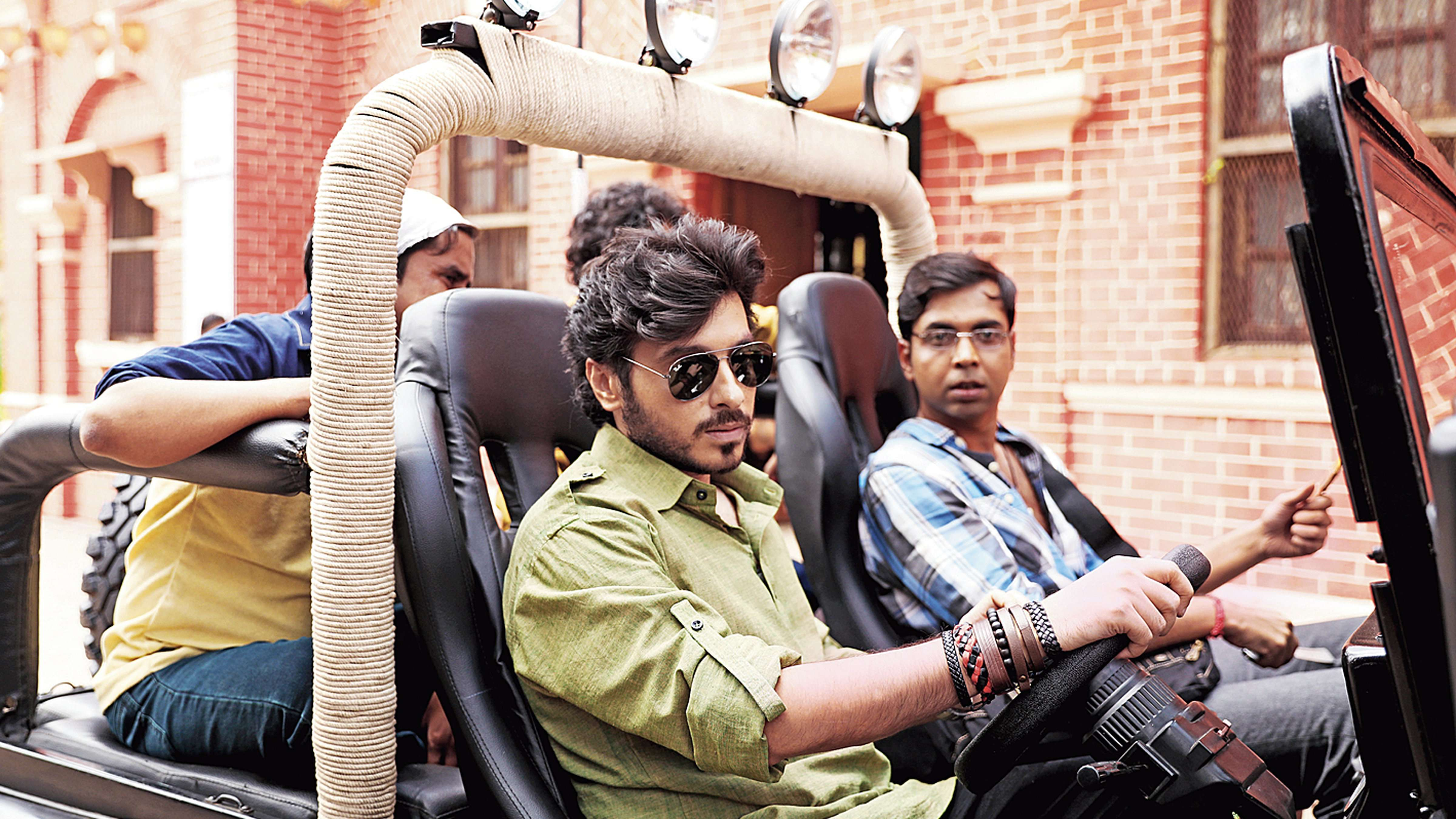 """Munna (Divyendu Sharma), who is such a central character with so much screen time (the series both begins and ends with a close-up of his face), rarely moves beyond the gangster-film stereotype of the insecure, entitled, beast-like """"prince"""" of a kingdom he has done nothing to make himself worthy of. Too many of his scenes felt tediously caricatured"""