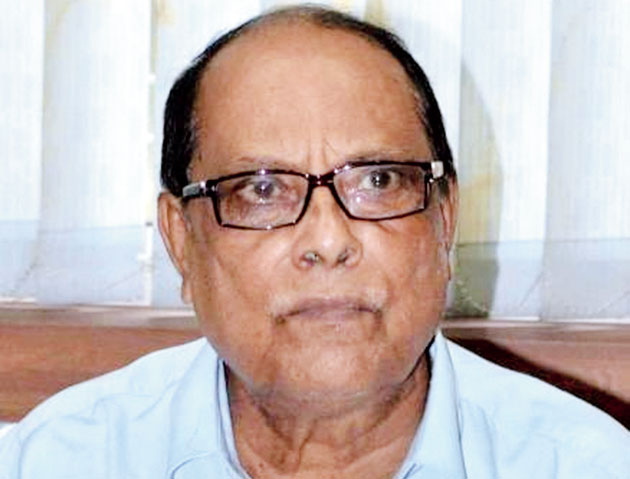 Asok Bhattacharya left for China on Wednesday and is expected to return after a week