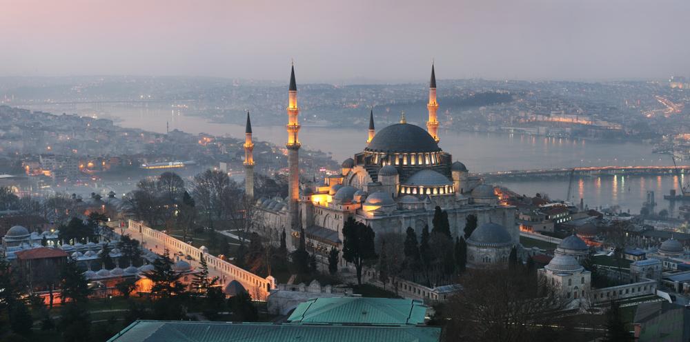 Kashmir effect on tourists to Turkey