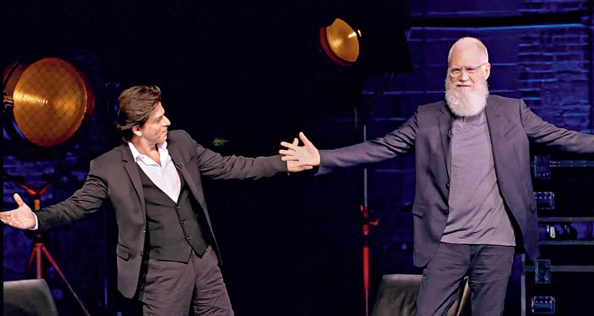Shah Rukh Khan — The Charmer