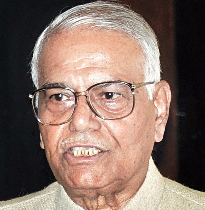 Yashwant Sinha