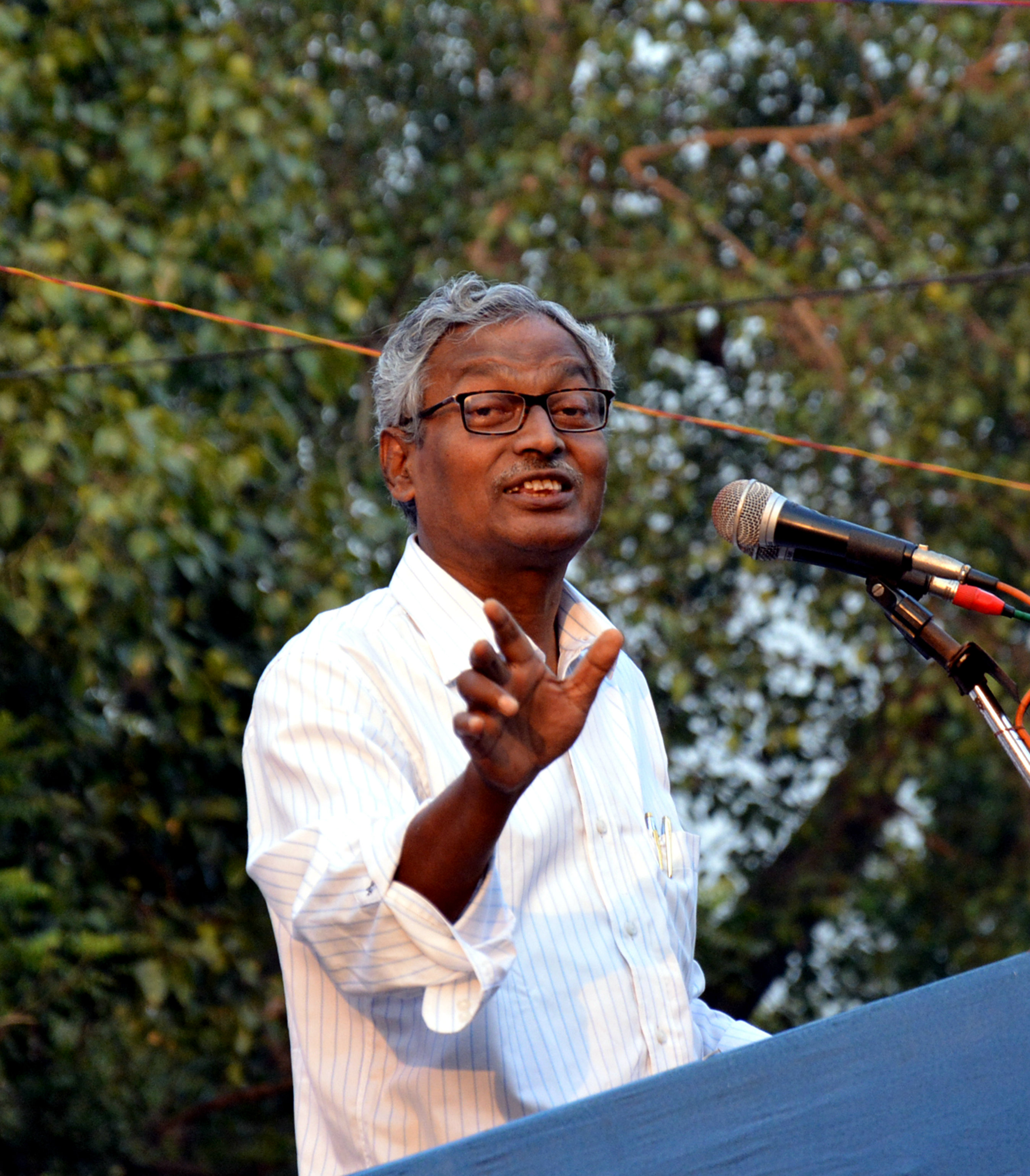 Nirupam Sen was one of the most prominent faces of the Buddhadeb Bhattacharjee cabinet.